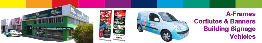 Ziggis Print Services - For all your signage needs